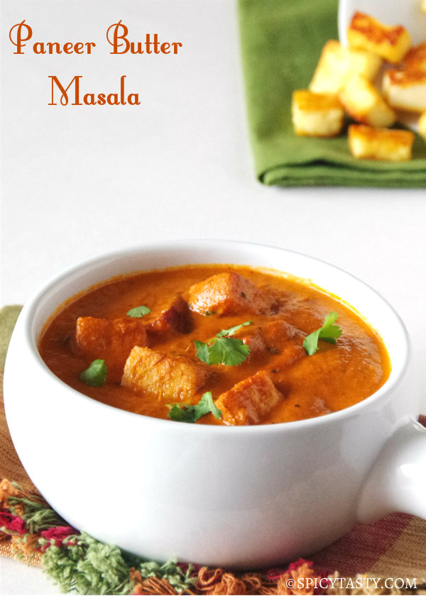 Paneer butter masala spicy tasty paneer butter masala is one of the most popular vegetarian curries in indian cuisine paneer indian cottage cheese cubes is dunked in a rich and creamy forumfinder Choice Image