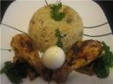 Step 13 :Dum Chicken briyani