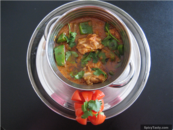 kadai chicken wm01 - Polling for cooking comp Feb 10