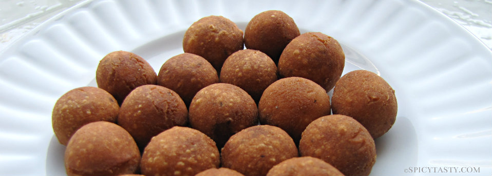 Gokulashtami Special – Vella Seedai/Sweet marbles
