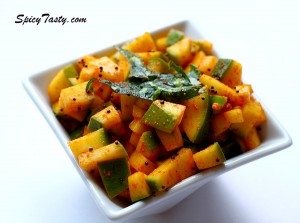 Mango Pickle 3
