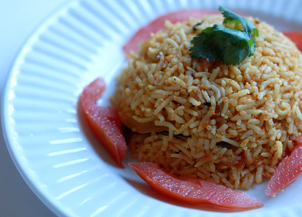Tomato rice version 2 spicy tasty ive already posted a tomato rice recipe i tried a different version today which is easy to make and one of my favorites too ccuart Choice Image