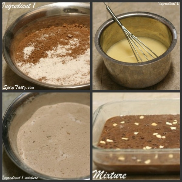 Homemade Chocolate Cake Spicy Tasty