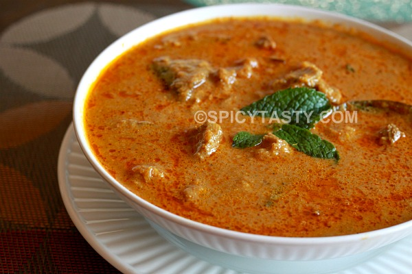 Mutton korma lamb curry spicy tasty preparation forumfinder Choice Image