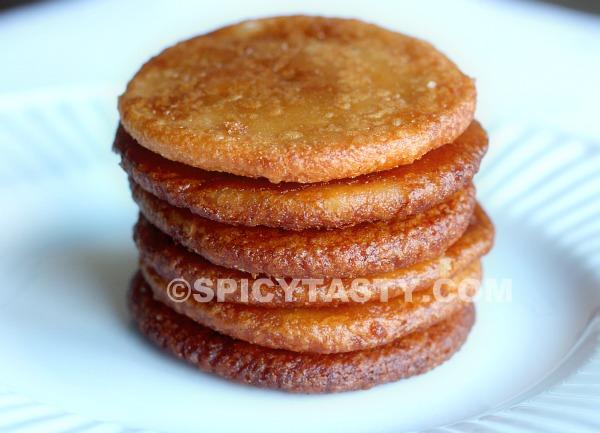Adhirasam – A Traditional Indian Sweet | y Tasty
