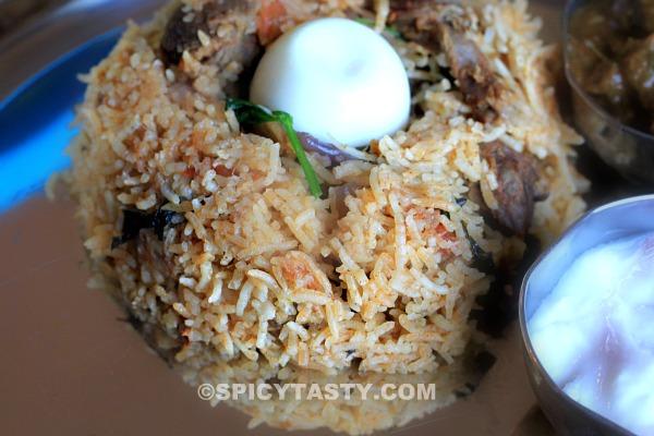 Ambur mutton biryani spicy tasty i forumfinder Image collections
