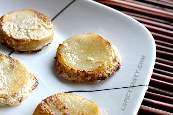 Muffin-Pan Potato Gratins | Spicy Tasty
