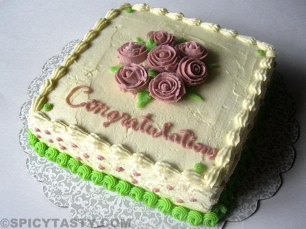 Cake Decoration With Icing : Wilton Cake Decorating Spicy Tasty
