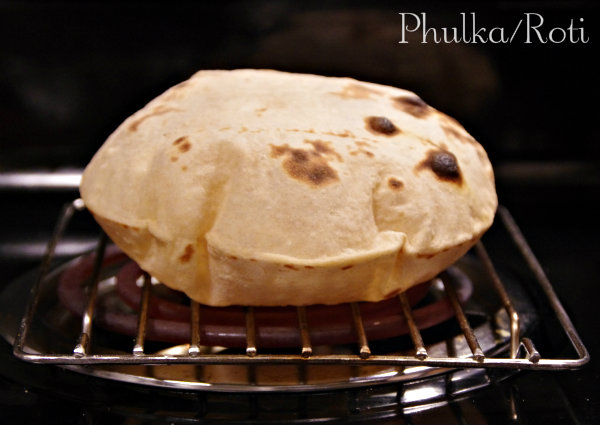 Roti/Phulka - Indian Flat Bread | Spicy Tasty