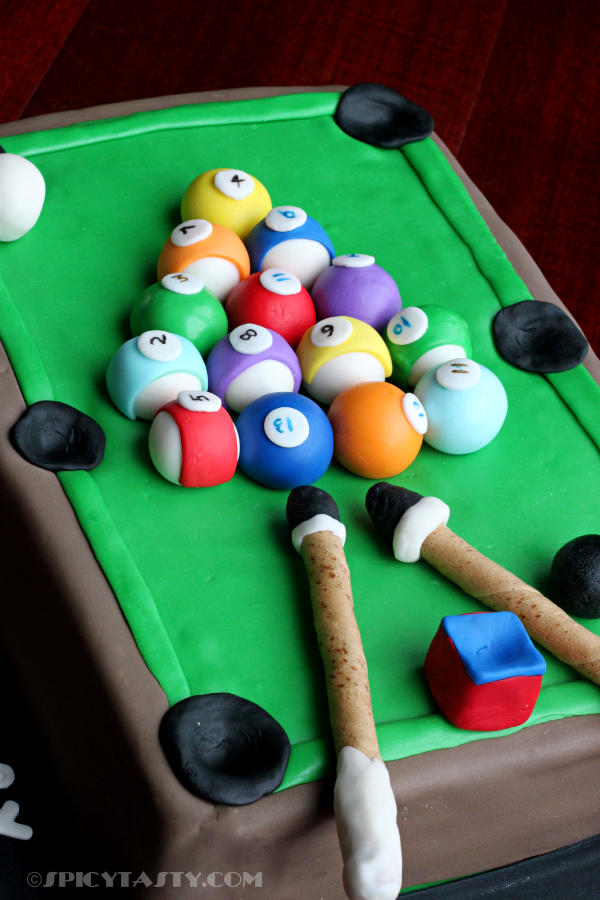 print friendly - How To Make A Pool Table