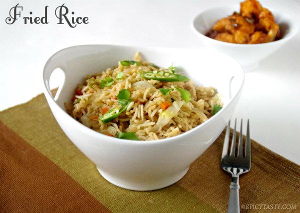 Restaurant style fried rice spicy tasty restaurant style fried rice ccuart Choice Image