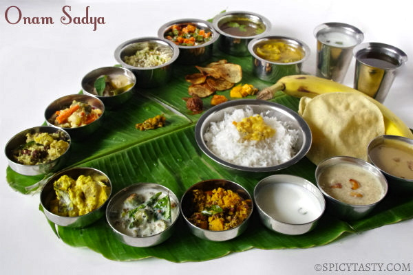 Onam festival recipes spicy tasty onam is one of the most important festivals celebrated by the people from kerala located in south india this festival is celebrated every year for 10 forumfinder