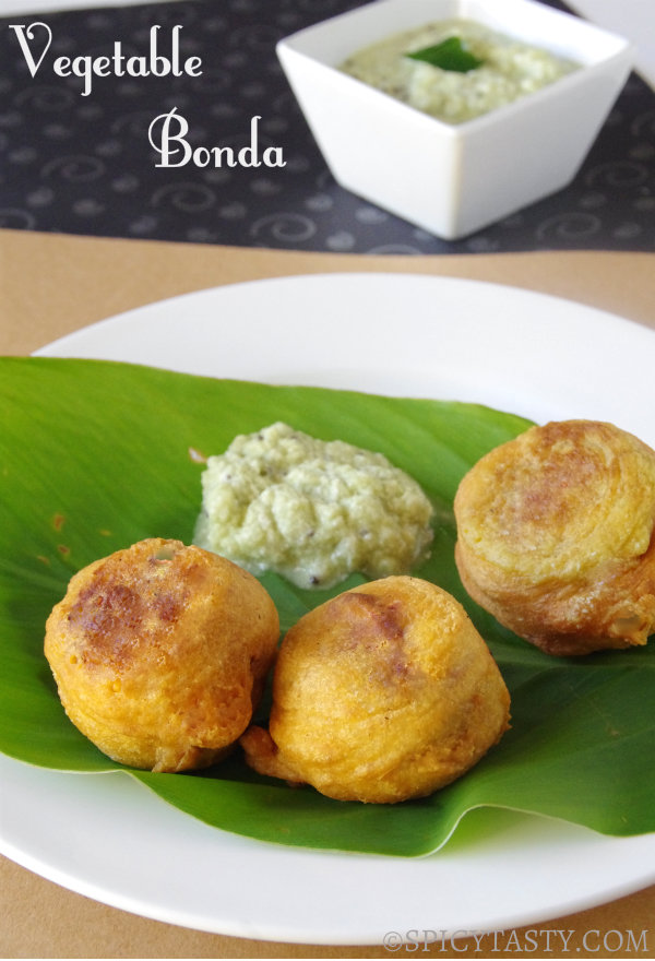 Vegetable Bonda