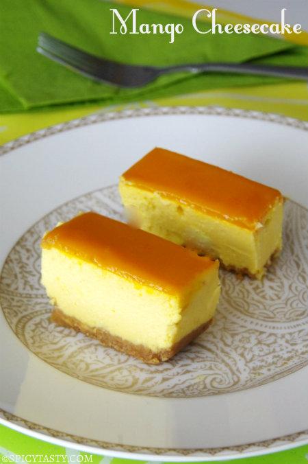 mango cheesecake-1